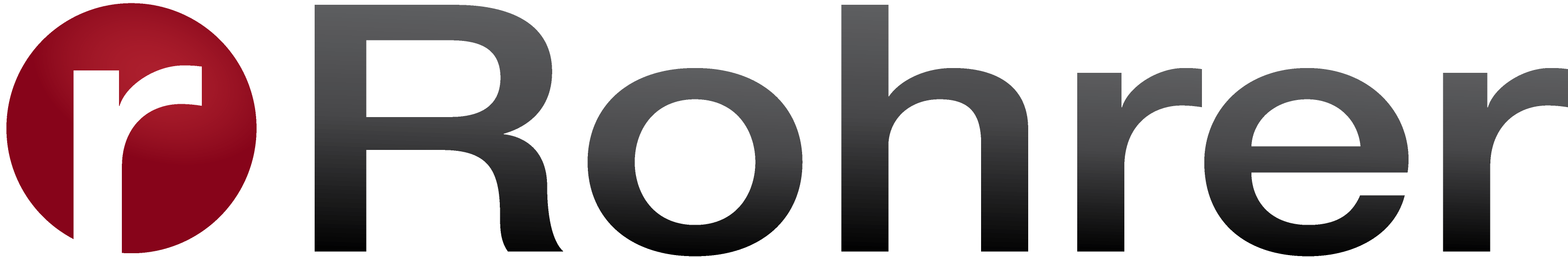 Rohrer Corporation logo